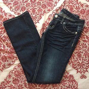 TwentyOne Black Bootcut Jeans